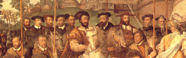 Les Lanturelus – Chambord, Marignan et François I<sup>er</sup>