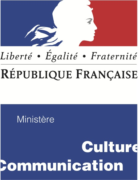 Logo du Ministere de la Culture et de la Communication