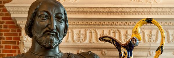 La Nouvelle République – Des faïences de Gien pour illustrer François I<sup>er</sup>