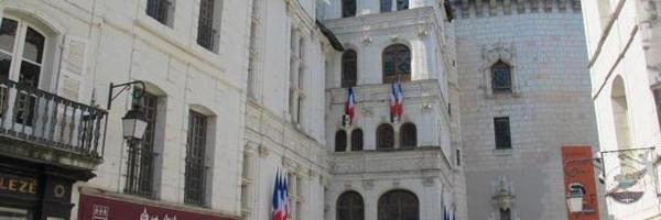 La Nouvelle République – François I<sup>er</sup> s'installe en ville aussi…