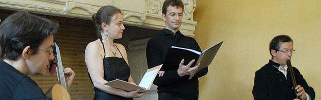 Doulce Mémoire ouvre la 5<sup>e</sup> édition du Festival de Chambord