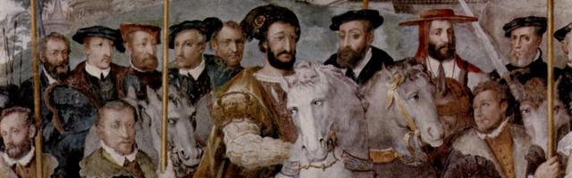 Exposition : «Le roi et l'empereur», Cité royale de Loches