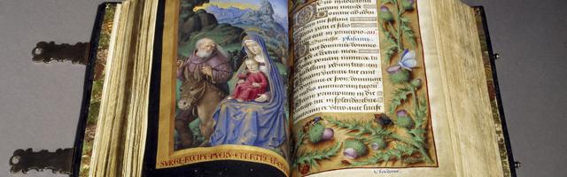 Exposition : «Trésors royaux de la bibliothèque François I<sup>er</sup>», Château royal de Blois