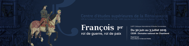 La Nouvelle République – L'année François I<sup>er</sup>, retour vers le passé